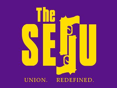 SEIU Union Redefined